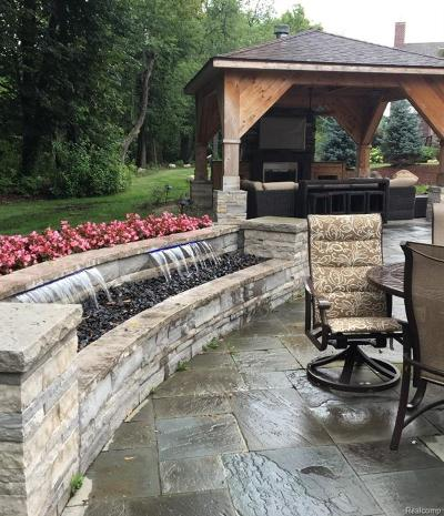 Northville Single Family Home For Sale: 17369 Briar Ridge Lane