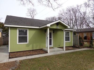 West Bloomfield Twp Single Family Home For Sale: 4275 Pleasant Court