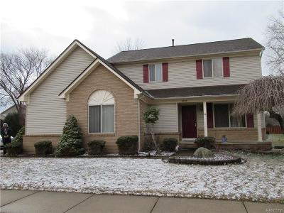 Troy Single Family Home For Sale: 2157 Hartshorn Avenue