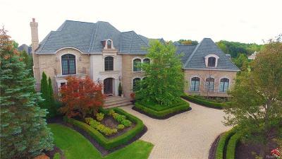 Novi Single Family Home For Sale: 47645 Bellagio Drive