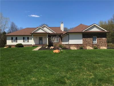 White Lake Single Family Home For Sale: 6090 Raphael Court
