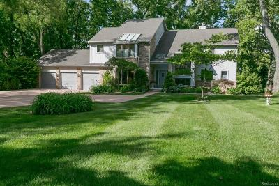 Bloomfield Twp Single Family Home For Sale: 1778 Maplewood Avenue