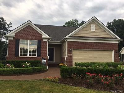 Canton, Canton Twp Single Family Home For Sale: 50101 Alden