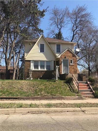 Pontiac Single Family Home For Sale: 386 Voorheis Street