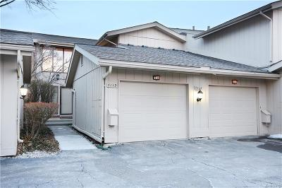 West Bloomfield, West Bloomfield Twp Condo/Townhouse For Sale: 7113 Pebble Park Drive