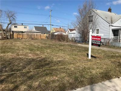 Trenton Residential Lots & Land For Sale: 54 Cleveland