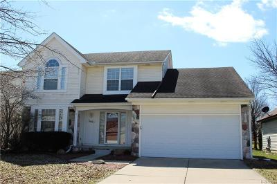 Canton, Canton Twp Single Family Home For Sale: 46661 Aarons Way
