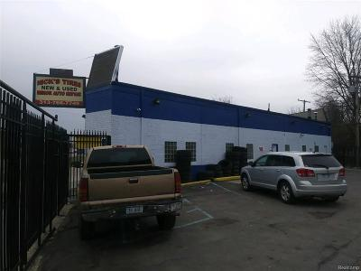 Detroit MI Commercial For Sale: $1,500,000