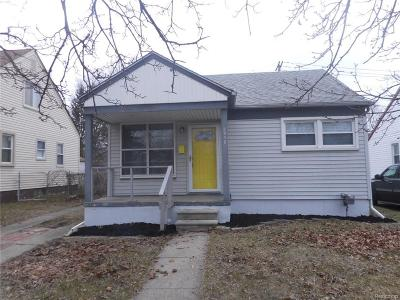 Berkley Single Family Home For Sale: 2958 Greenfield Road
