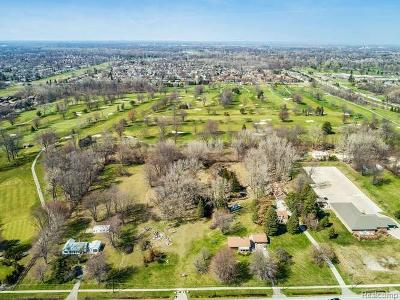 Sterling Heights Residential Lots & Land For Sale: 13177 Metropolitan Parkway