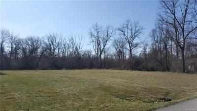 Grosse Ile, Gross Ile, Grosse Ile Twp Residential Lots & Land For Sale: Vacant Annette