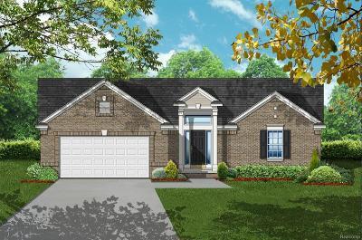 Lyon Twp Single Family Home For Sale: 55763 Sunningdale Drive