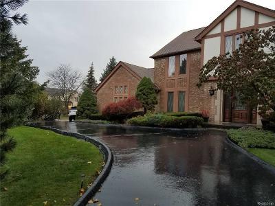 Farmington Single Family Home For Sale: 31101 Claymore Road
