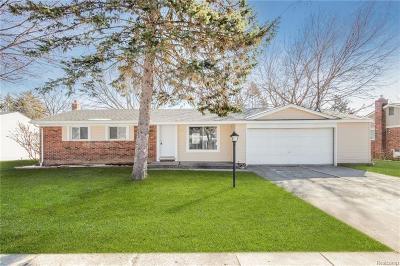 Commerce Twp Single Family Home For Sale: 2777 Orenda Street