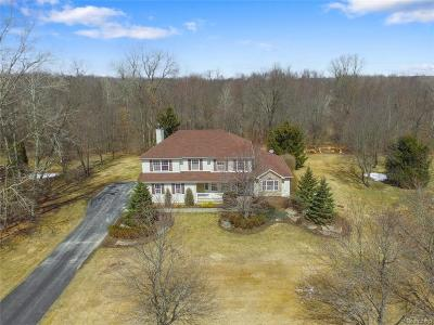 City Of The Vlg Of Clarkston, Clarkston, Independence Twp Single Family Home For Sale: 4549 Sedona Drive