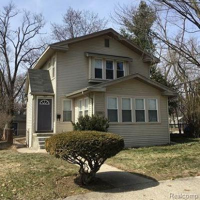 Single Family Home Sold: 23281 Manistee Street