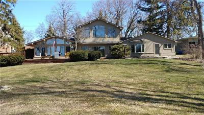 Sylvan Lake Single Family Home For Sale: 949 James K Boulevard