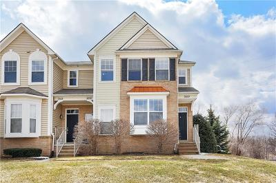 Oxford, Oxford Twp, Oxford Vlg Condo/Townhouse For Sale: 3100 Paradise Trail