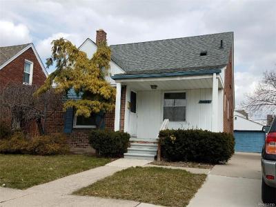 Dearborn Single Family Home For Sale: 5494 Steadman Street