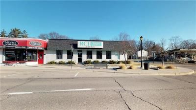 Commercial For Sale: 2710 12 Mile Road