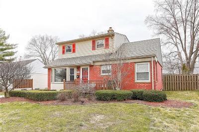 Berkley Single Family Home For Sale: 2149 Gardner Avenue