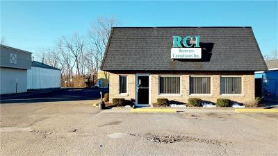 Commercial For Sale: 3139 W Huron Street