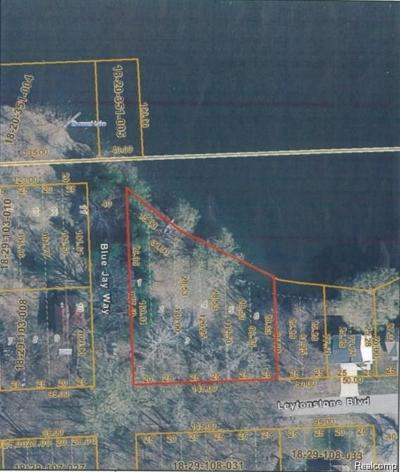 West Bloomfield Twp Residential Lots & Land For Sale: Leytonstone Street