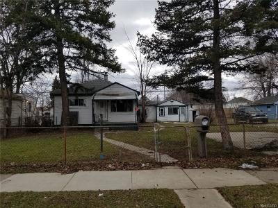 Warren Single Family Home Pending: 8236 Jackson Avenue