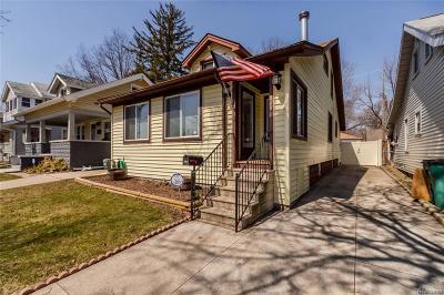 Ferndale, Royal Oak, Berkley Single Family Home For Sale: 444 W Bennett Avenue