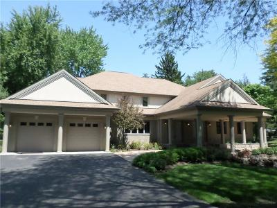 Macomb County Single Family Home For Sale: 17515 Millar Road