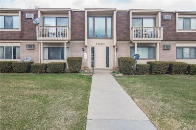 Waterford Condo/Townhouse For Sale: 7020 Villa Drive