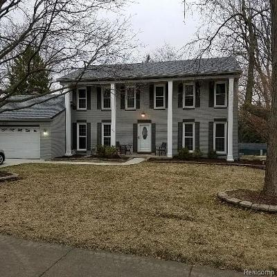 Rochester Single Family Home For Sale: 948 Aspen