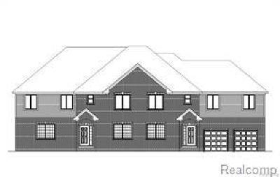 Rochester MI Multi Family Home For Sale: $979,000