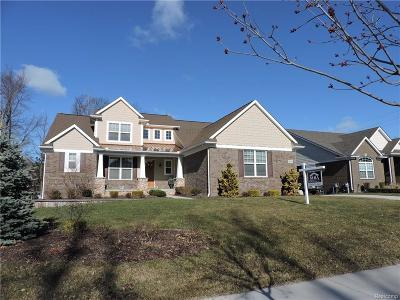 Grosse Ile Twp MI Single Family Home For Sale: $465,000