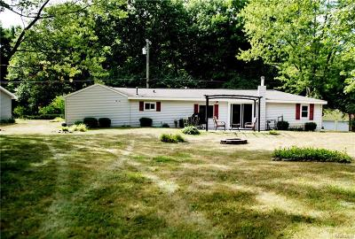 Port Austin Twp MI Single Family Home For Sale: $109,900