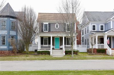 Single Family Home For Sale: 336 Constitution Street