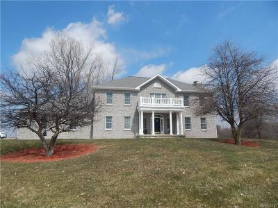 Single Family Home For Sale: 1531 E Mt Hope