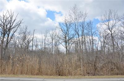 Grosse Ile, Gross Ile, Grosse Ile Twp Residential Lots & Land For Sale: Vacant Meridian (Parcel 1)
