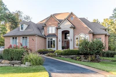 Oakland Twp Single Family Home For Sale: 525 Sheldon Court