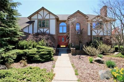 Farmington Single Family Home For Sale: 34167 Lyncroft Court