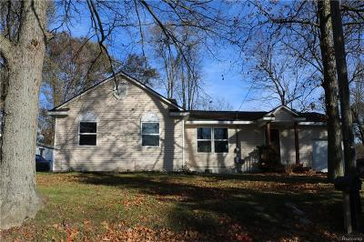 Single Family Home For Sale: 1159 Clearwater