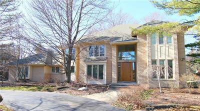 Bloomfield Twp Single Family Home For Sale: 4622 Chelsea Lane