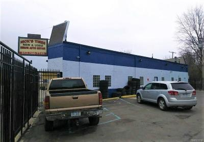 Detroit MI Commercial For Sale: $2,100,000