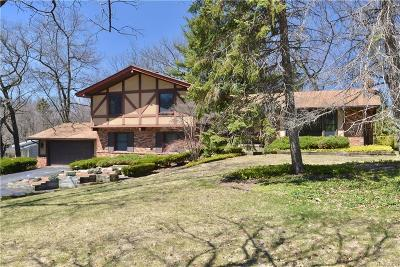 Bloomfield Twp Single Family Home For Sale: 5121 Nob Hill Court