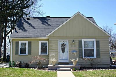 Ferndale,  Royal Oak,  Berkley,  Clawson, Huntington Woods, Pleasane Ridge, Madison Heights Single Family Home For Sale: 4139 Robina Avenue