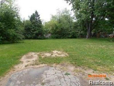 West Bloomfield Twp Residential Lots & Land For Sale: 2370 Doleman