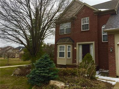 City Of The Vlg Of Clarkston, Clarkston, Independence Twp Single Family Home For Sale: 6275 Cheshire Park
