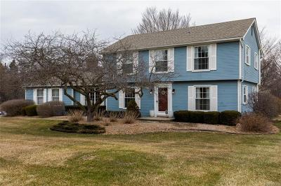 Plymouth Single Family Home For Sale: 13214 Portsmouth