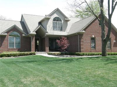 Commerce Single Family Home For Sale: 5038 Wavewood Drive