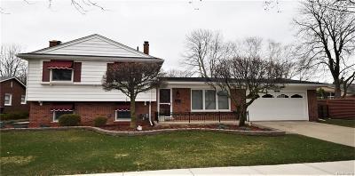 Trenton Single Family Home For Sale: 1659 Boxford Street